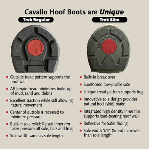 Cavallo Trek - single boot