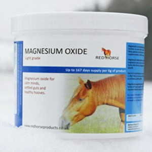Magnesium Oxide Light Grade 1.2kg