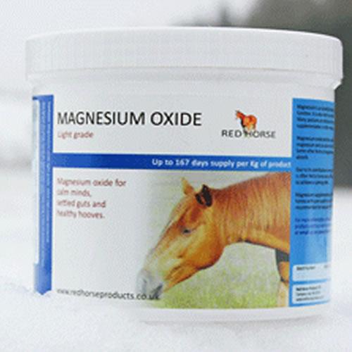 Magnesium Oxide Light Grade 1.2kg