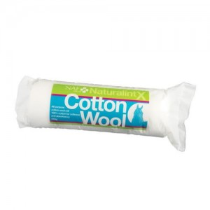 NAF NaturalintX Cotton Wool 350g