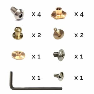 explora magic spare screw set